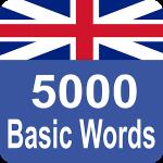 5000 Basic English Words MOD