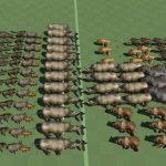 Animal Epic Battle Simulator MOD