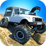 Mountain Car Drive 2019: Offroad Car Driving SUV MOD