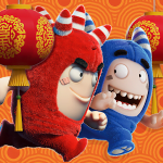 Oddbods Turbo Run MOD