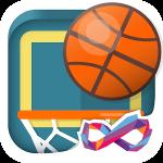 Basketball FRVR - Shoot the Hoop and Slam Dunk! MOD