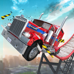 Stunt Truck Jumping MOD