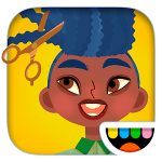 Toca Hair Salon 4 MOD