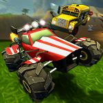 Crash Drive 2: 3D racing cars MOD