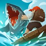 Epic Raft: Fighting zombie shark survival MOD
