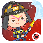 Miga Town: My Fire Station MOD