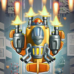 HAWK: Galaxy Shooter MOD