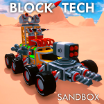 Block Tech Epic Sandbox Craft Simulator Online MOD