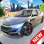 Car Simulator Civic: City Driving MOD