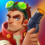Bullet Brawl: Alien Battlelands Shootout MOD