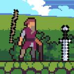 Grandpa RPG - Grow Pixel Wizard MOD