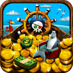 Pirates Gold Coin Party Dozer MOD