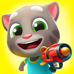 Talking Tom Blast Park MOD