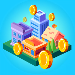 City Merge - idle building business tycoon MOD