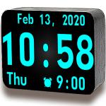 Huge Digital Clock Pro MOD